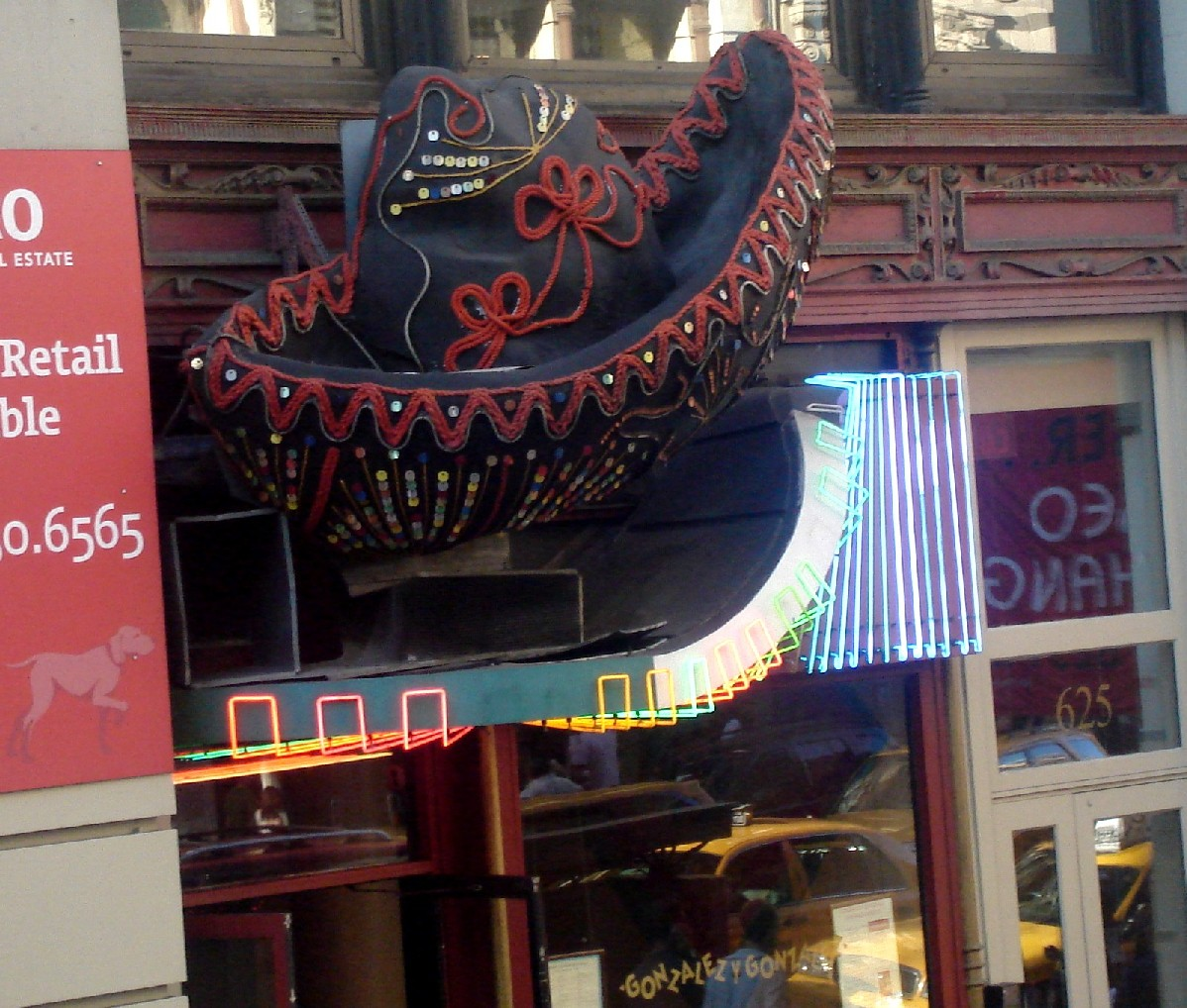Mexican Restaurant Near Radio City Music Hall