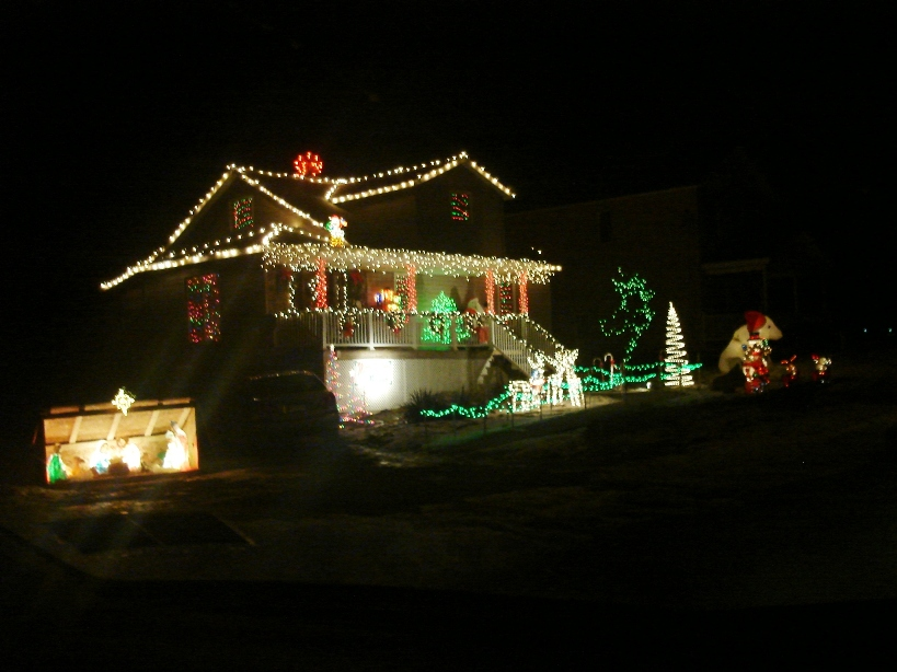 2009 Jackson Twp. Holiday Lighting & Deocrating Contest Photo Gallery